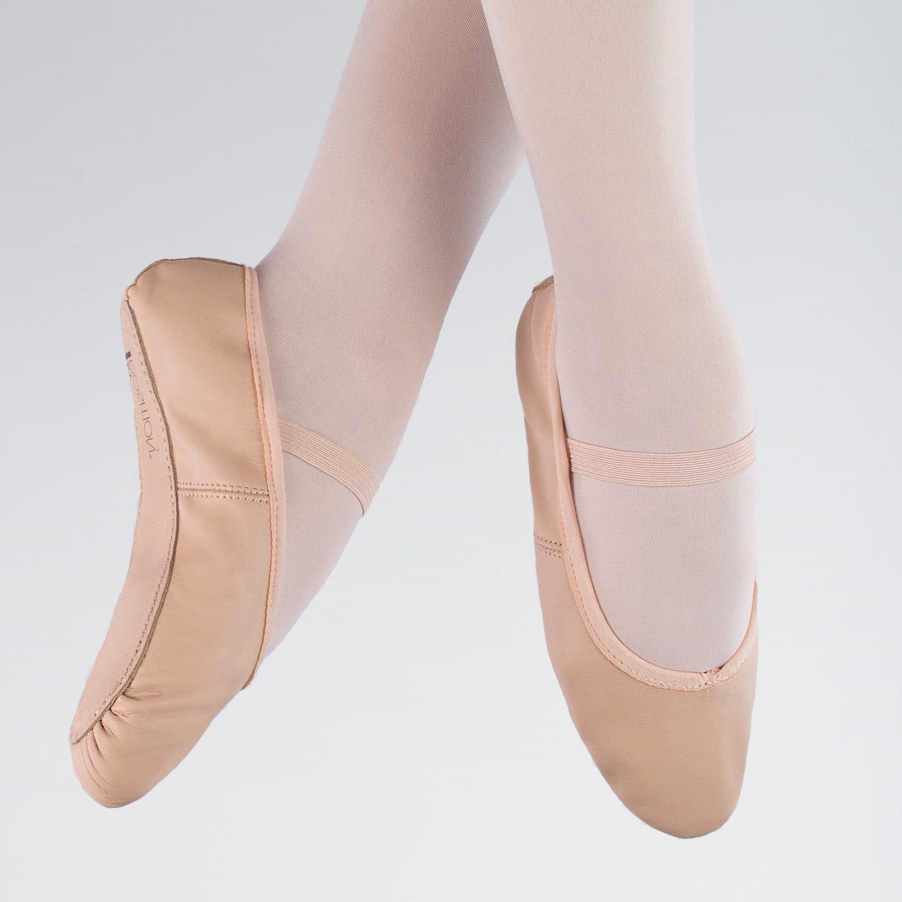 Zapatillas de Ballet Suela Completa