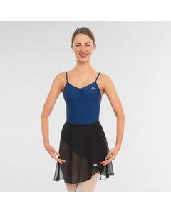 ABD - Falda cruzada de gasa, grados 5 en adelante de ballet