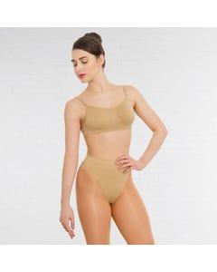 Silky - Sujetador sin costuras con espalda transparente