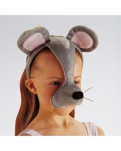Máscara de ratón con sonido