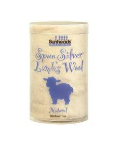 Bunheads Spun Silver - Lana protectora 28 g