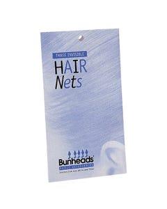 Bunheads - Redecilla para pelo castaño medio