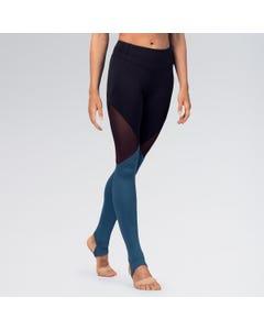 Bloch Leggings con Colores en Contraste