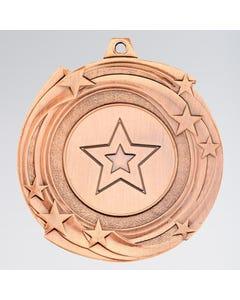 Medalla con Estrellas