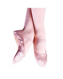Satin Soft Ballet Shoes