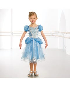 1st Position Vestido Princesa Cenicienta