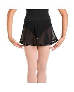 Mesh Circular Skirt