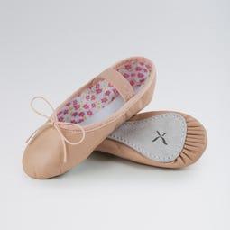 Capezio - Zapatillas de ballet Daisy de Piel