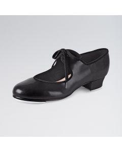 Bloch - Zapatos de claqué Timestep con tacón bajo