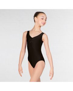 1st Position Angela Ruched Front Leotard