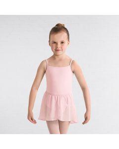Bloch Falda de Ballet Cruzada de Georgette