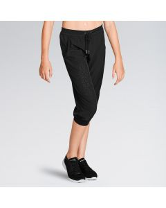 Bloch Pantalones Crop Perforados