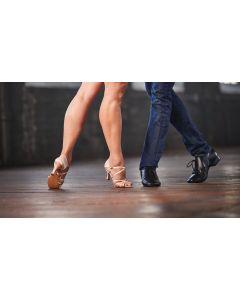 Capezio Ben Dancesport Zapato de Baile de Salón con Tacón de 2.5cm