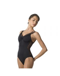 Dansez Double-Layer Microfibre Leotard