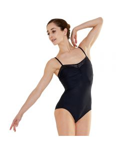 Velvet Collection Camisole Leotard