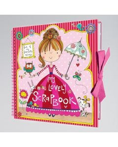 Rachel Ellen Princess Scrapbook