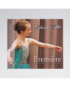 CD Música para los Primeros Años de Ballet