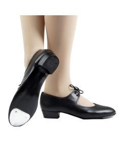 Zapatos de claqué de PVC