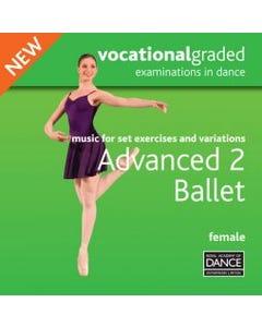 Advanced 2 Female Syllabus CD