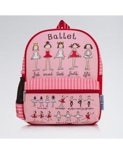 Tyrrell Katz Ballet Mochila Infantil