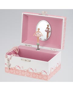 "Joyero musical ""Dulcie Ballet Shoes"""