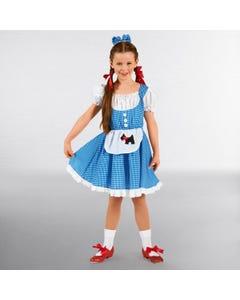 Vestido a cuadros de Dorothy