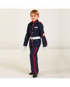 Uniforme de soldado de gala (talla niño)