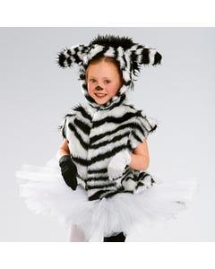 Tabardo de cebra (talla niño)