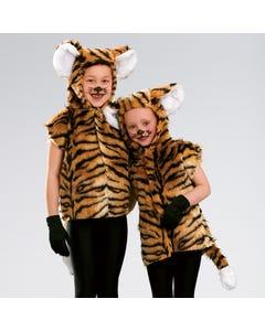 Tabardo de tigre (talla niño)